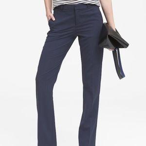 Banana Republic Logan fit blue pants